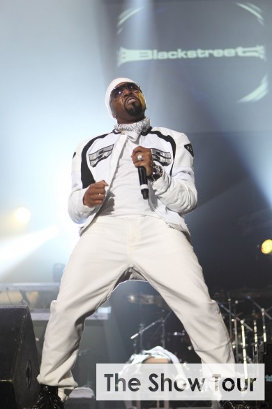Blackstreet perform live as part of The Show held at Wembley Arena, London on 23rd March 2013.