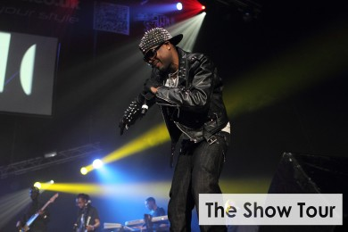 Jodeci perform live as part of The Show held at Wembley Arena, London on 23rd March 2013.